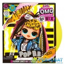 Кукла L.O.L. Surprise! O.M.G. Remix - Диско-леди (567257)