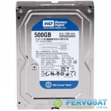 """Жесткий диск 3.5""""  500Gb WD (WD5000AAKX)"""