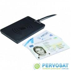 Безконтактный карт-ридер Автор Бесконтактный КР-382,USB для ID-паспорт (КР-382)