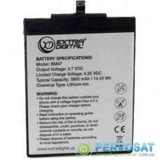 Аккумуляторная батарея для телефона Extradigital Xiaomi Redmi 3 (BM47) 3900 mAh (BMX6451)