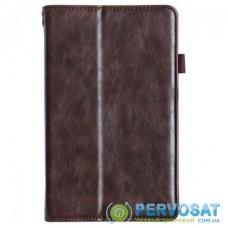 Чехол для планшета Grand-X для Samsung Galaxy Tab A 8 T380/T385 Tab A8 Deluxe Brown (DLX380BR)