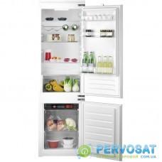 Встр. холодильник с мороз. камерой Hotpoint-Ariston BCB7525AA, 185х54х54см, 2 дв., Х- 210л, М- 80л, A+, ST, Білий