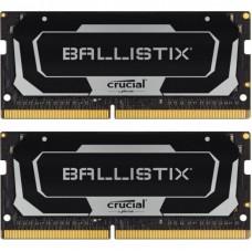 Модуль памяти для ноутбука DDR4 16GB (2x8GB) 3200 MHz Ballistix Black Micron (BL2K8G32C16S4B)