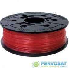 Пластик для 3D-принтера XYZprinting PLA(NFC) 1.75мм/0.6кг Filament, Clear Red (RFPLCXEU02A)