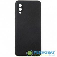 Чехол для моб. телефона Dengos Carbon Samsung Galaxy A02, black (DG-TPU-CRBN-113)