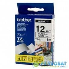 Лента для принтера этикеток Brother TZE231
