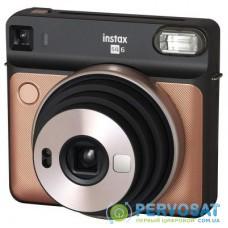 Камера моментальной печати Fujifilm Instax SQUARE SQ 6 BLUSH GOLD EX D (16581408)
