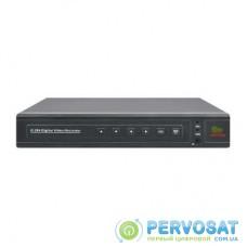 Регистратор для видеонаблюдения Partizan CHD-116EVH HD 4.1 (82168)