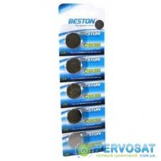 Батарейка BESTON CR-2032 225mAh Lithium * 5 (AAB1826)