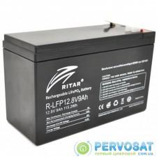Батарея LiFePo4 Ritar R-LFP 12.8V 9Ah