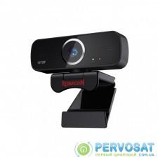 Веб-камера Redragon Fobos GW600 HD720P Black (77887)