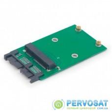 "Адаптер Cablexpert 1.8"" Mini-SATA to 1.8"" SSD Micro-SATA (EE18-MS3PCB-01)"