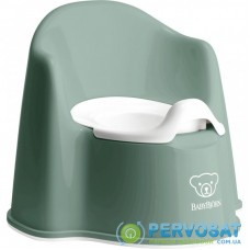 Горшок Baby Bjorn Potty Chair темно-зеленый (55268)