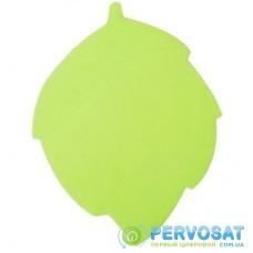 "Бумага для заметок BUROMAX with adhesive layer ""Leaf"", 50 sheets, NEON colors mix (BM.2367-99)"