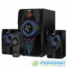 Акустическая система SVEN MS-2070 black