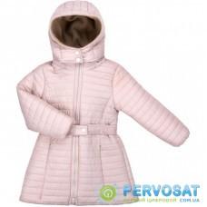 Куртка Verscon стеганая удлиненная (3418-110G-beige)