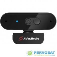 Веб-камера AVerMedia Live Streamer CAM PW310P Full HD Black