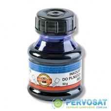 Чернила для перьевых ручек Koh-i-Noor 50 мл., blue (14150000000)