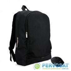 Acer Стартовый комплект для ноутбука ABG950 15.6 Backpack and Wireless mouse (black)