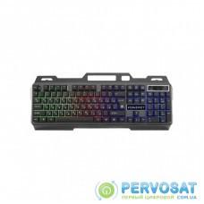 Клавиатура Defender IronSpot GK-320L Black (45320)