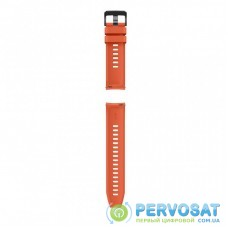 Ремешок для смарт-часов Huawei for Watch GT 2 Fluoroelastomer Strap orange (55031982)