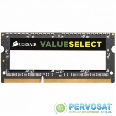 Модуль памяти для ноутбука SoDIMM DDR3 8GB 1600 MHz CORSAIR (CMSO8GX3M1A1600C11)