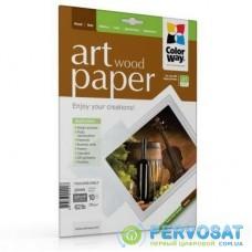 Бумага ColorWay Letter (216x279mm) ART, glossy, wood (PGA230010WLT)