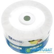 Диск CD MyMedia CD-R 700MB 52X Wrap Printable 50шт (69203)