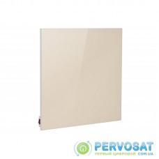 Обігрівач керамічна панель Ardesto HCP-400BGM, 400Вт, 8м2, мех. керування, IP54, бежевий мармур