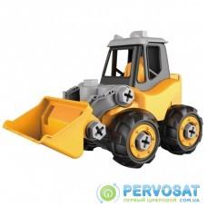 Конструктор Microlab Toys Строительная техника - трактор (MT8910)
