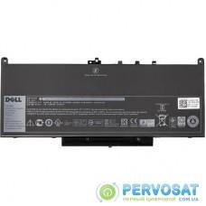 Аккумулятор для ноутбука Dell Latitude E7270 (J60J5) 7.6V 55Wh (NB441143)