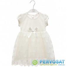 Платье Breeze с сердечками (14581-92G-cream)