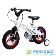 Дитячий велосипед Miqilong GN Білий 12` MQL-GN12-White