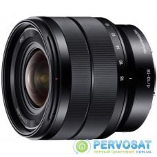 Об`єктив Sony 10-18mm f/4.0 для NEX