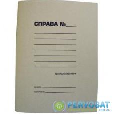 "Папка-скоросшиватель Buromax А4, carton 0,35мм, ""Справа"" (BM.3335)"