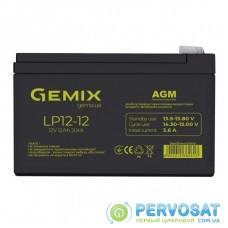 Батарея к ИБП Gemix LP 12В 12 Ач (LP1212)