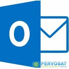 Офисное приложение Microsoft Outlook LTSC 2021 Commercial, Perpetual (DG7GMGF0D7FS_0002)