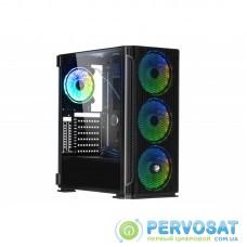 Комп'ютер персональний 2E Complex Gaming Intel i5-10400F/B460/32/512F+2000/NVD3060-12/FreeDos/GAX1/600W