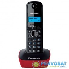 Panasonic KX-TG1611UA[Red]