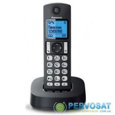 Радіотелефон DECT Panasonic KX-TGC310UC1 Black