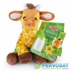 Мягкая игрушка Melissa&Doug Плюшевый малыш-жираф (MD30452)