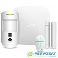 Комплект охранной сигнализации Ajax StarterKit Cam