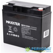 Батарея к ИБП Maxxter 12V 22AH (MBAT-EV-12V22AH)