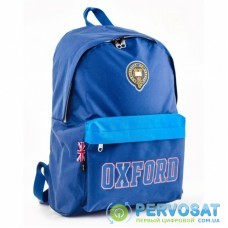 Рюкзак школьный Yes OX-15 Navy (553468)