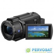 Цифр. відеокамера 4K Flash Sony Handycam FDR-AX43 Black