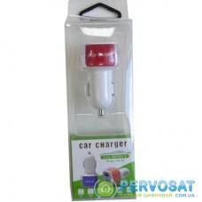 Зарядное устройство Atcom ES-01 (1*USB, 1A & 1*USB, 2A) (16990)