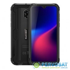 Мобильный телефон Blackview BV5900 3/32GB Black (6931548305941)