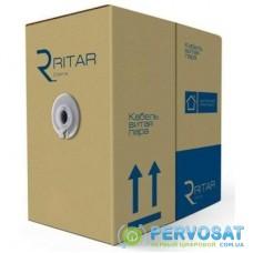 Кабель сетевой Ritar UTP 305м КВП (4*2*0,48) 4Р [СCA] (08534)