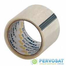 Скотч Buromax Packing tape 72мм x 45м х 40мкм, clear (BM.7070-00)