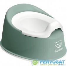 Горшок Baby Bjorn Smart Potty темно-зеленый (51268)